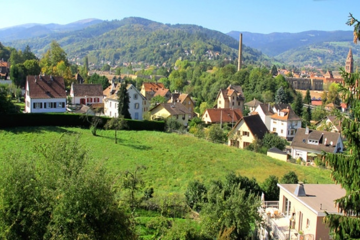 Munster-gite-view-Alsace-France